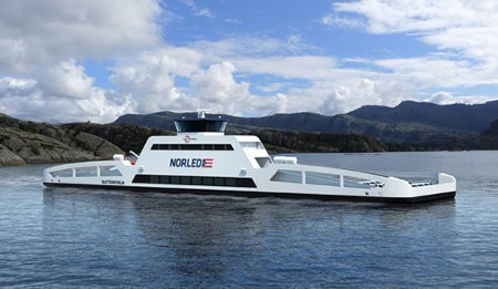 En Noruega será creado el primer ferry eléctrico