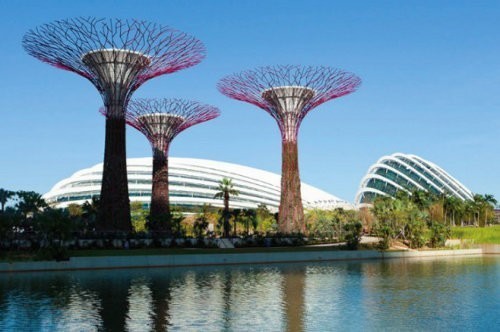Los Gardens by the Bay de Singapur