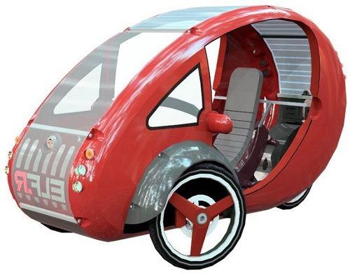 Organic Transit lanza nuevos automóviles que usan luz solar