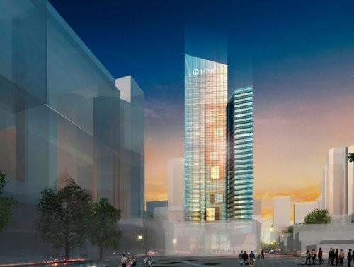 PNC Financial Services Group quiere un edificio que vaya más allá de la certificación LEED Platinum