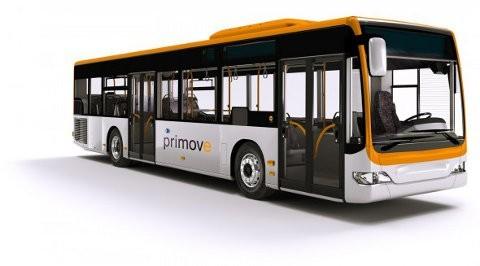 Bombardier probará un sistema de cargas inducidas para autobuses