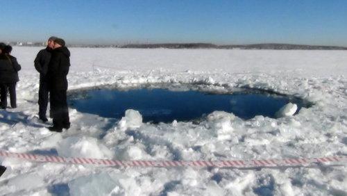 Meteorito cae en Rusia2