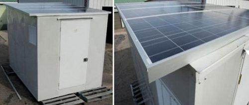 SolarCool mantendrá la comida de India en buenas condiciones