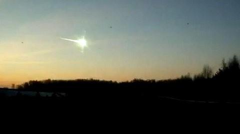 Videos del Meteorito que cayó en Rusia