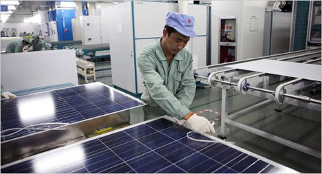 China se convertirá en el mayor mercado de energía solar en 2013