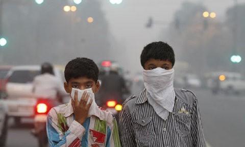 Las plantas de carbón de India matan más de 120.000 personas al año