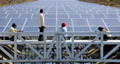 Nuevo proyecto de energía solar para India