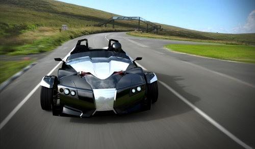 TORQ Roadster