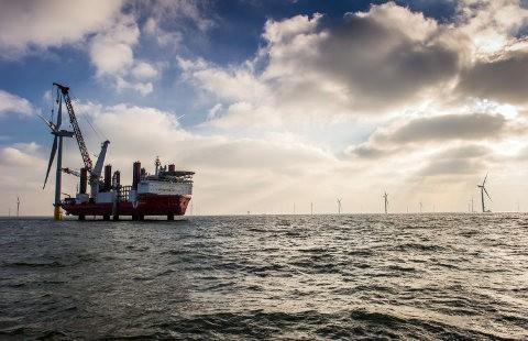 London Array ahora es la granja eólica marina más grande del mundo
