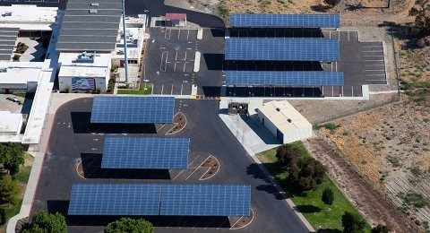 Colegios de Estados Unidos optan por la energía solar