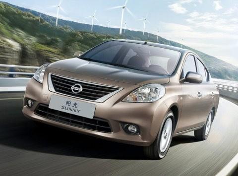 Este es el nuevo Nissan Sunny