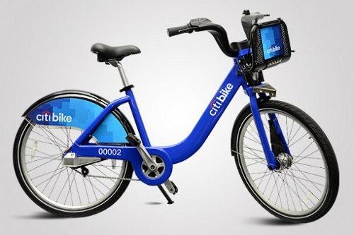 Nuevo programa de bicicletas en New York