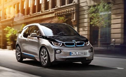 BMW i3, un nuevo y moderno automóvil eléctrico