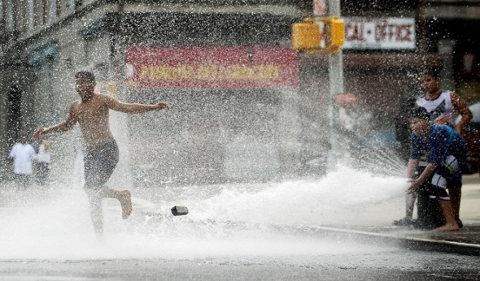 Récord de uso de energía durante la ola de calor en New York