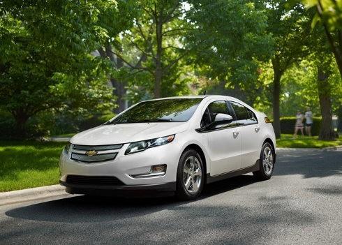 Gran rebaja en el precio del Chevrolet Volt 2014