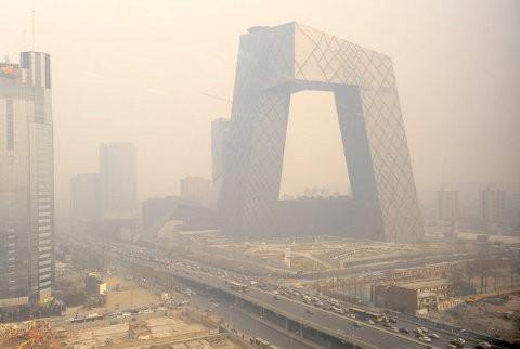 Prisionero del aire el miedo y la ansiedad de la vida en Beijing