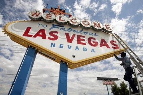 El cartel de bienvenida de Las Vegas usará energía solar