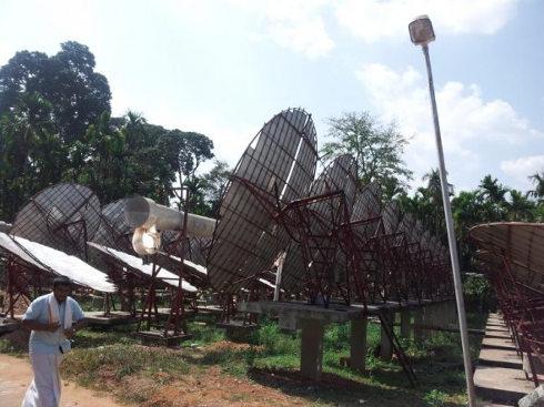 India construirá la planta solar más grande del mundo en Rajasthan