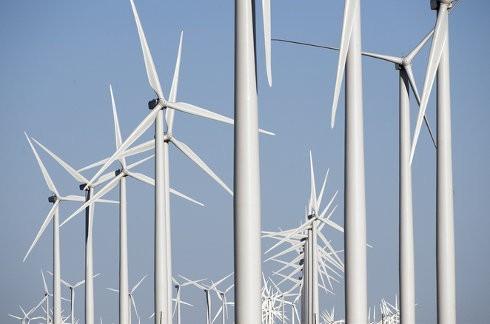 Crece el uso de la energía eólica