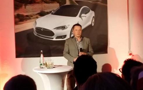 Las celdas de combustible son basura según el CEO de Tesla Motors