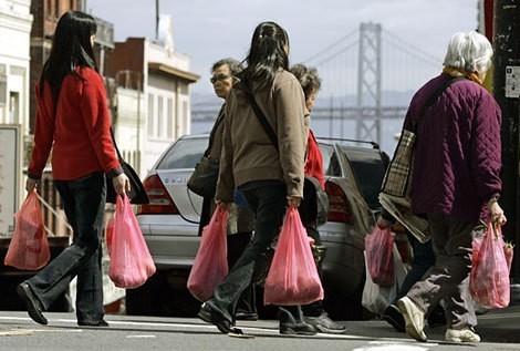 Las bolsas plásticas deberían ser prohibidas o recicladas