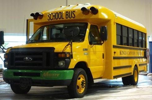 Los autobuses escolares de Estados Unidos se volverán eléctricos