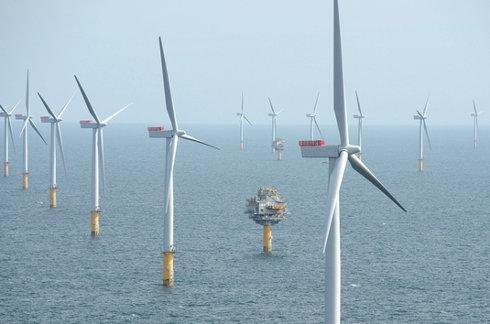 Mejora la capacidad eólica de Reino Unido london array