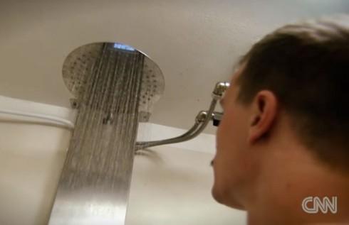 OrbSys: la ducha que reduce el consumo de agua en un 90%
