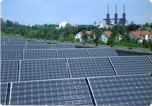 Alemania y el uso de la energía solar