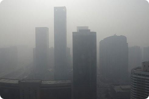 China gastará 160.000 millones de dólares para limpiar al aire de Beijing