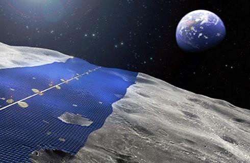 Shimizu Corporation colocará paneles solares en la Luna