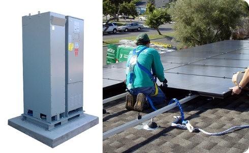SolarCity ahora brinda baterías Tesla