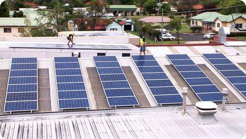 California añadió muchísimos paneles solares en 2013