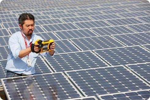 China añadió muchos paneles solares en 2013