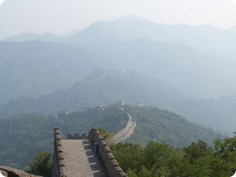 La contaminación del aire de China se desplaza a través del Pacífico