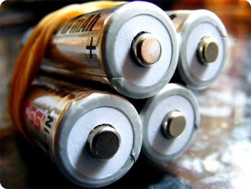 Nuevas baterías recargables de mayor duración en camino