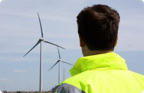 Nuevo récord de energía eólica para Reino Unido
