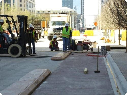 Se comienzan a implementar protecciones para las ciclovías