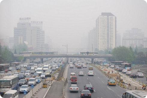 Beijing aprueba nuevs ley para combatir la contaminación