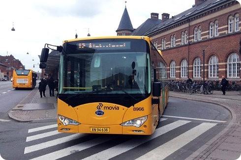 Autobús eléctrico viaja 320 km con una sola carga