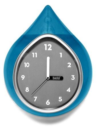 Este reloj puede funcionar durante meses con un poco de agua