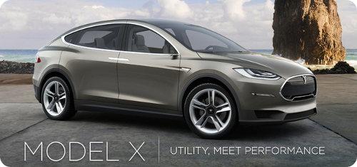 Tesla Model X: rápido, con estilo y ecológico