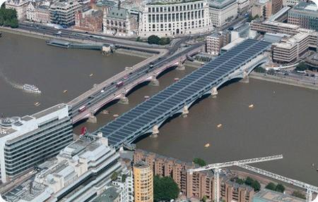 puente solar largo mundo