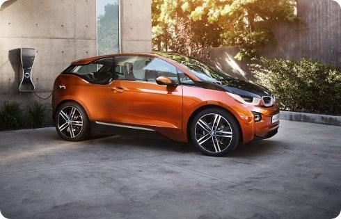 El BMW i3 se lleva el premio al Auto Ecológico del Año