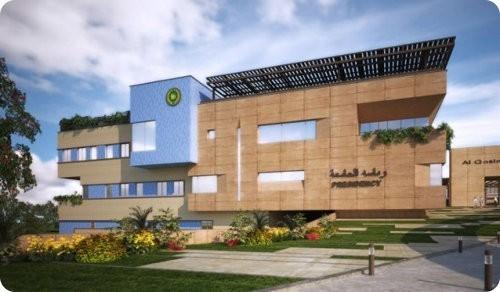 Irak ya tiene un edificio con certificación LEED Gold