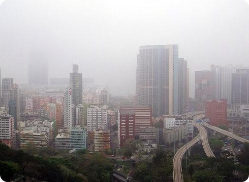 La contaminación del aire causa 8 millones de muertes al año