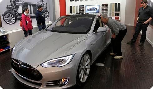 Noruega: Tesla ha vendido más autos que Ford en 2014