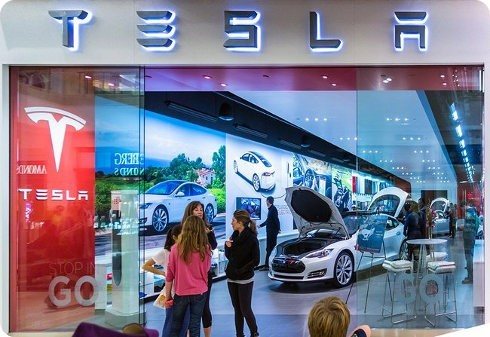 Tesla es bienvenida en Washington