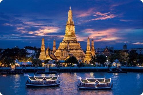 Bangkok podría quedar sumergida en 2030