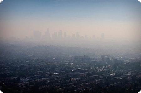 El aire está cada vez más contaminado
